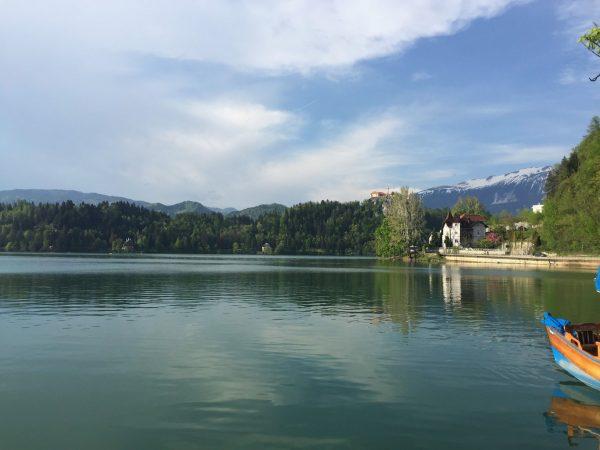 jezero Bled, Slovinsko, foto TULIP