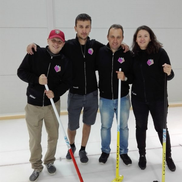 curling teambuilding it spolecnost - tulip solutions 2018